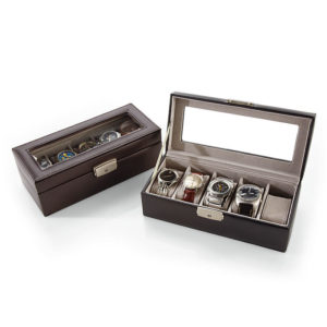 SLOT WATCH BOX