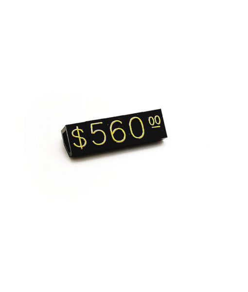 accessories price display