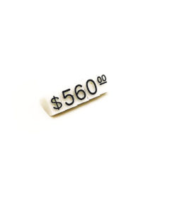 jewellery price tags