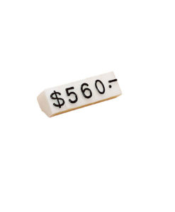 ring price tags